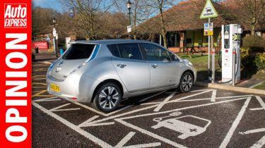 """""""英国公共电动汽车充电的3字判决:太血腥复杂"""""""