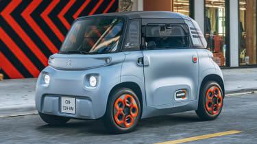 雪铁龙市AMI市汽车75%可能来英国说公司的老板