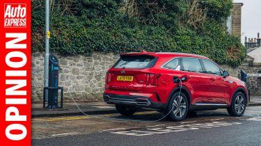 '切割电动汽车激励会危害环境'